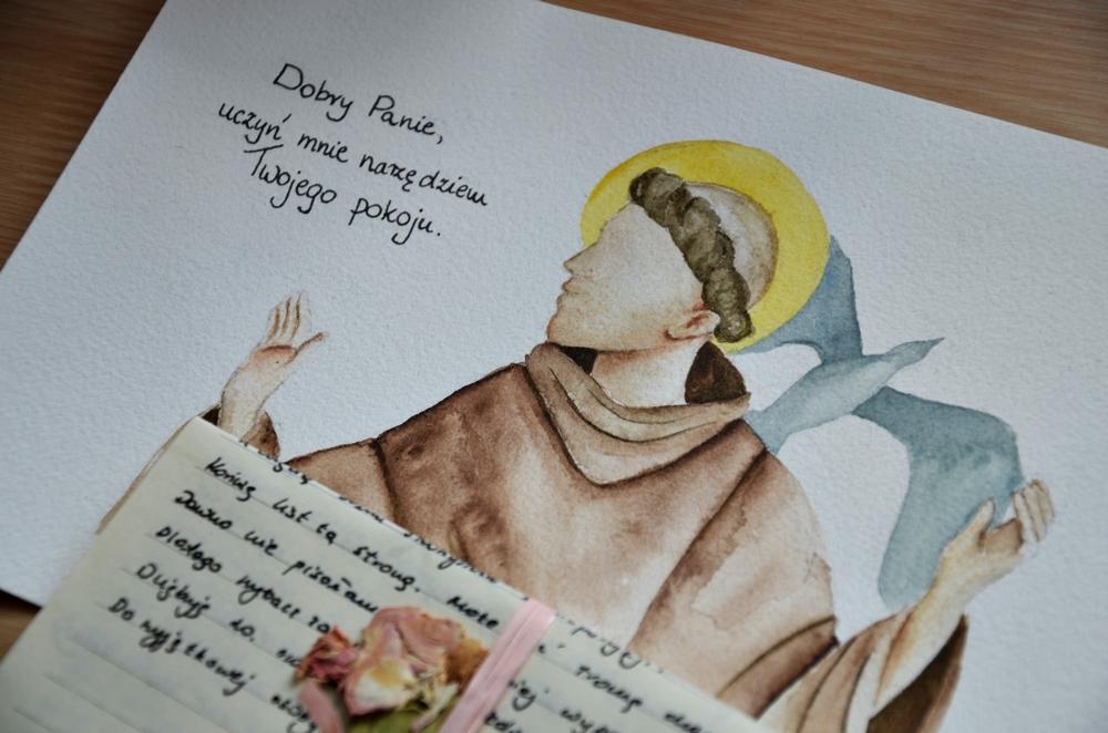 Co było gorzkie stało się słodkie – o Franciszkowym prowadzeniu